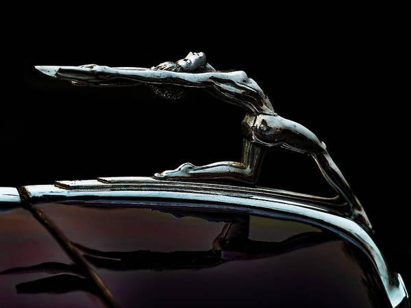 Photograph - 1933 Oldsmobile by Thomas Hall