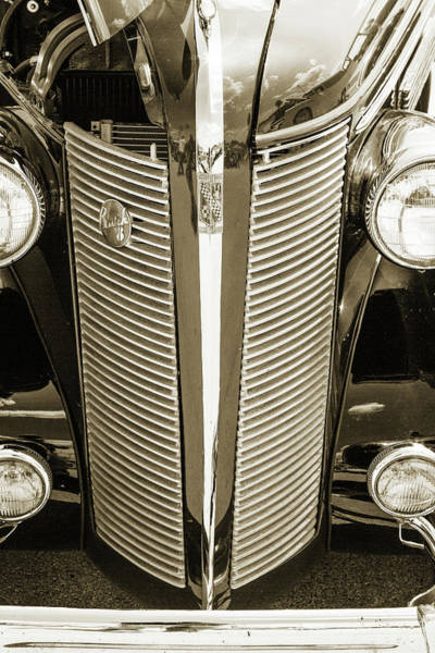 Photograph - 1937 Buick 40 Special 5541.64 by M K Miller