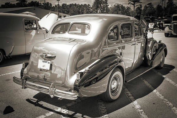 Photograph - 1937 Buick 40 Special 5541.69 by M K Miller