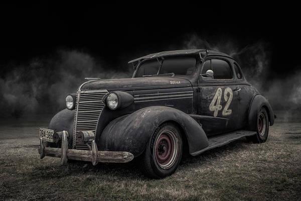 Wall Art - Digital Art - 1938 Chevy Coupe by Douglas Pittman