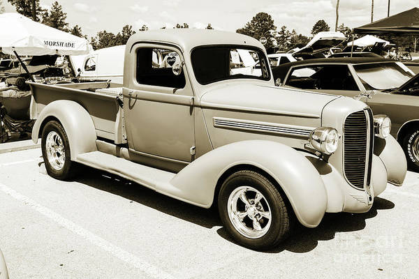 Photograph - 1938 Dodge Pickup Truck 5540.06 by M K Miller