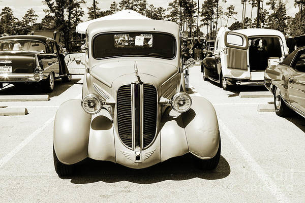 Photograph - 1938 Dodge Pickup Truck 5540.15 by M K Miller