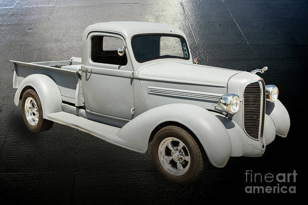 Photograph - 1938 Dodge Pickup Truck 5540.25 by M K Miller