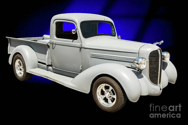 Photograph - 1938 Dodge Pickup Truck 5540.26 by M K Miller