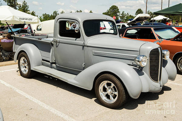Photograph - 1938 Dodge Pickup Truck 5540.29 by M K Miller