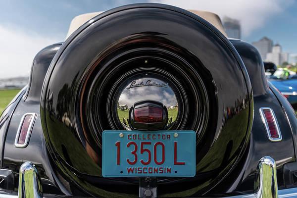Photograph - 1941 Lincoln Continental by Randy Scherkenbach