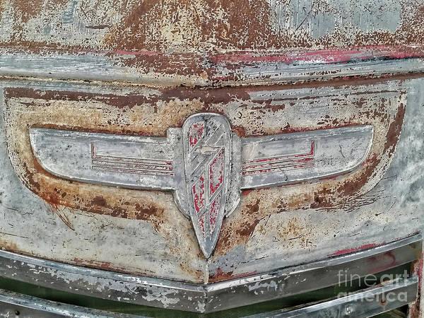 Photograph - 1942 Chevrolet by Tony Baca