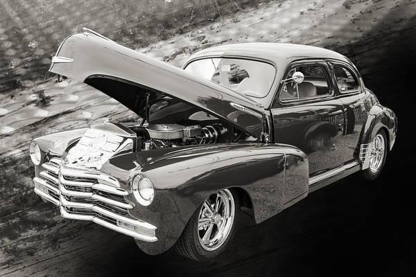 Photograph - 1946 Chevrolet Classic Car Photograph 6767.01 by M K Miller