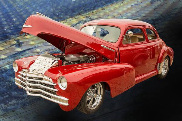 Photograph - 1946 Chevrolet Classic Car Photograph 6767.02 by M K Miller