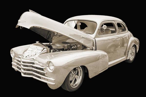Photograph - 1946 Chevrolet Classic Car Photograph 6768.01 by M K Miller