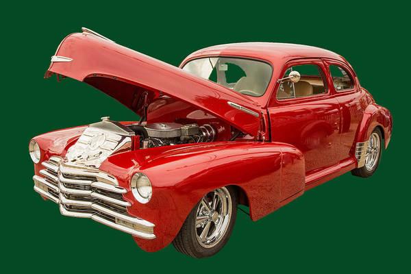 Photograph - 1946 Chevrolet Classic Car Photograph 6768.02 by M K Miller