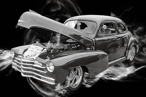 Photograph - 1946 Chevrolet Classic Car Photograph 6769.01 by M K Miller
