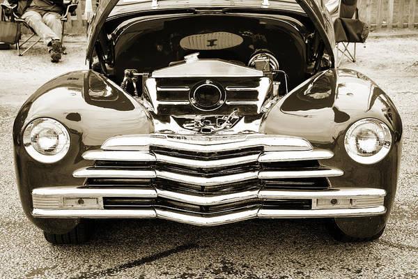 Photograph - 1946 Chevrolet Classic Car Photograph 6775.01 by M K Miller