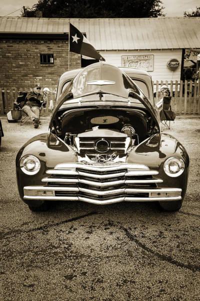 Photograph - 1946 Chevrolet Classic Car Photograph 6776.01 by M K Miller