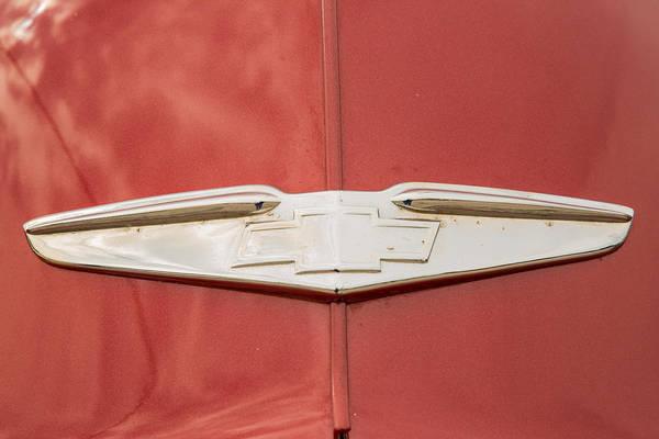 Photograph - 1946 Chevrolet Classic Car Photograph 6777.02 by M K Miller