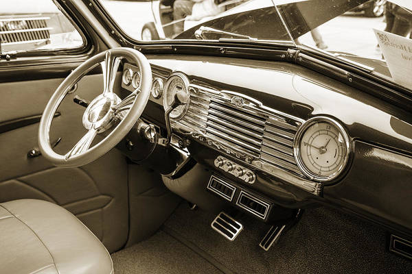 Photograph - 1946 Chevrolet Classic Car Photograph 6782.01 by M K Miller