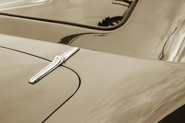 Photograph - 1946 Chevrolet Classic Car Photograph 6784.01 by M K Miller