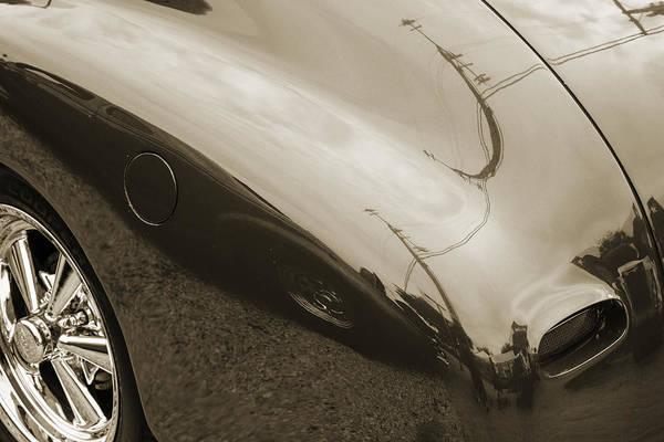 Photograph - 1946 Chevrolet Classic Car Photograph 6785.01 by M K Miller