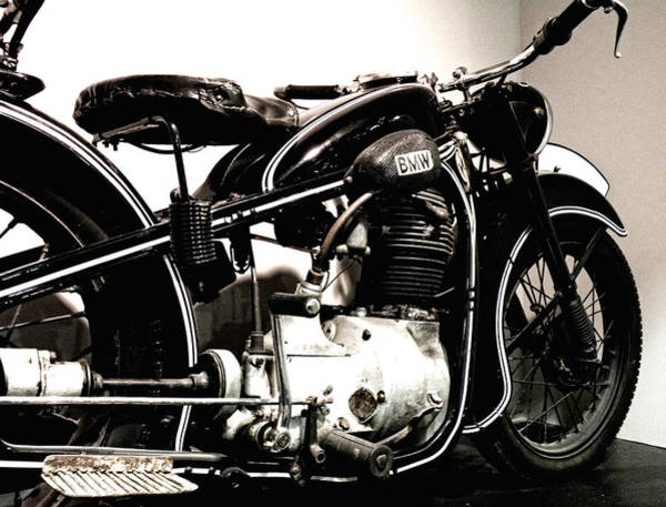 1947 Photograph - 1947 Bmw by Sara Young