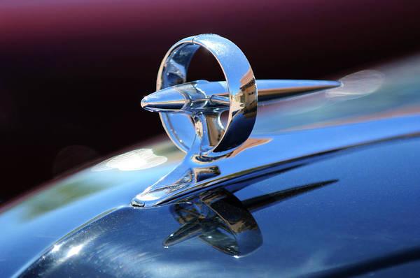 Photograph - 1947 Buick Sedanette Hood Ornament by Jill Reger