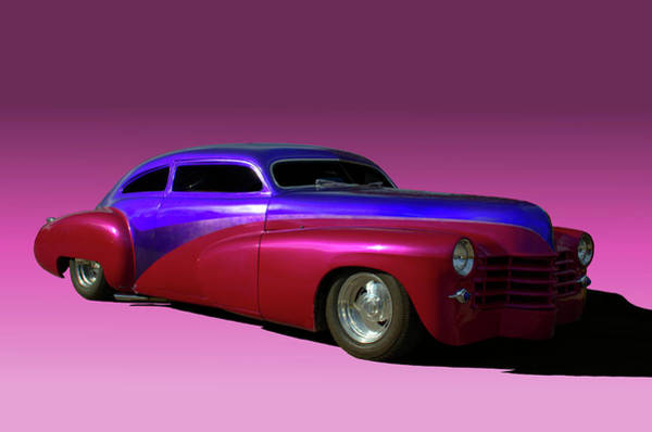 Photograph - 1947 Cadillac Radical Custom by Tim McCullough