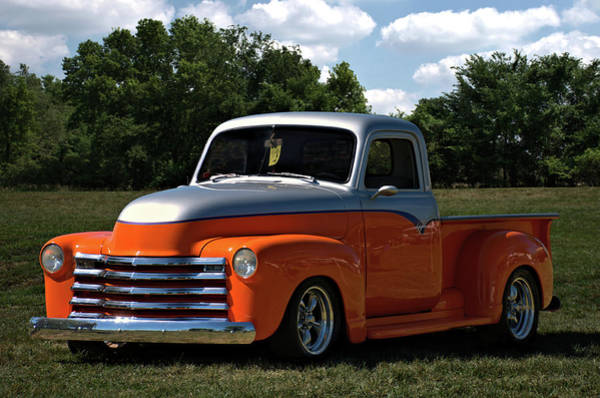 Photograph - 1947 Chevrolet Pickup by Tim McCullough