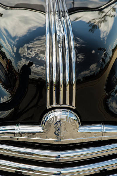 Photograph - 1947 Pontiac Convertible Photograph 5544.11 by M K Miller