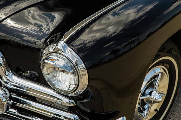 Photograph - 1947 Pontiac Convertible Photograph 5544.12 by M K Miller