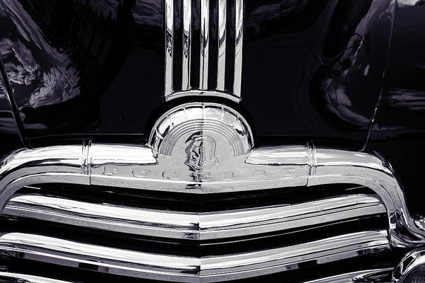 Photograph - 1947 Pontiac Convertible Photograph 5544.59 by M K Miller