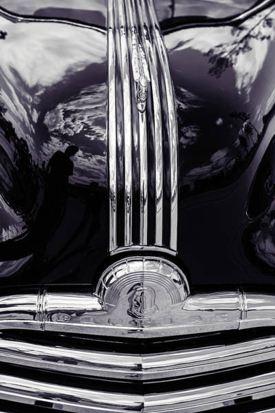 Photograph - 1947 Pontiac Convertible Photograph 5544.60 by M K Miller
