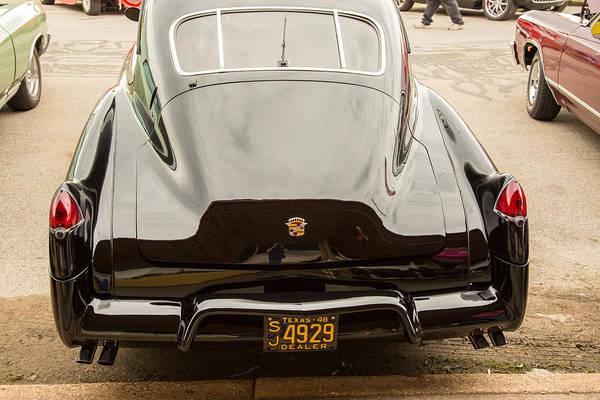 Photograph - 1948 Cadillac Sedan Classic Car Photograph 5721.02 by M K Miller