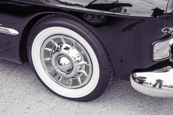 Photograph - 1948 Cadillac Sedan Classic Car Photograph 6710.01 by M K Miller