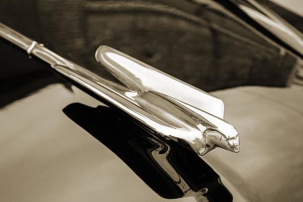 Photograph - 1948 Cadillac Sedan Classic Car Photograph 6714.01 by M K Miller