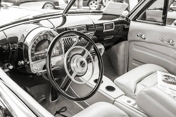 Photograph - 1948 Cadillac Sedan Classic Car Photograph 6717.01 by M K Miller
