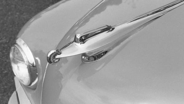 Photograph - 1948 Packard by HW Kateley