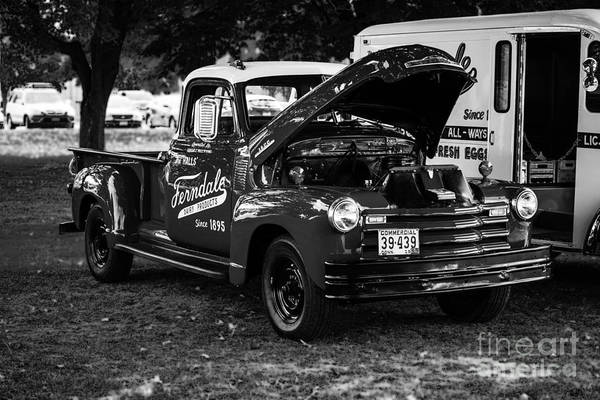 Jasmin Photograph - 1950 Chevrolet 3600 by Jasmin Hrnjic