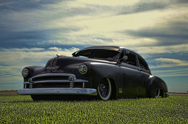 Photograph - 1950 Chevrolet Low Rider by Tim McCullough