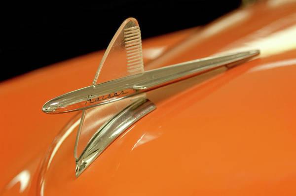 Photograph - 1950 Kaiser Deluxe Virginian by Jill Reger