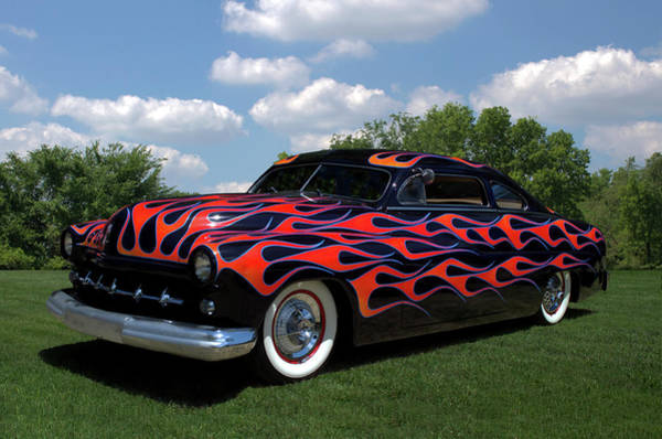 Photograph - 1950 Mercury by Tim McCullough