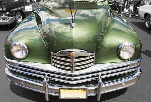 Photograph - 1950 Packard Eight by Kristia Adams