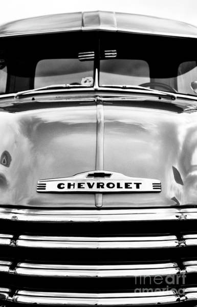 Photograph - 1951 Chevy Pickup by Tim Gainey