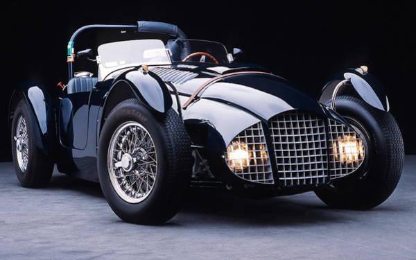 Transportation Digital Art - 1951 Le Mans Special by Super Lovely