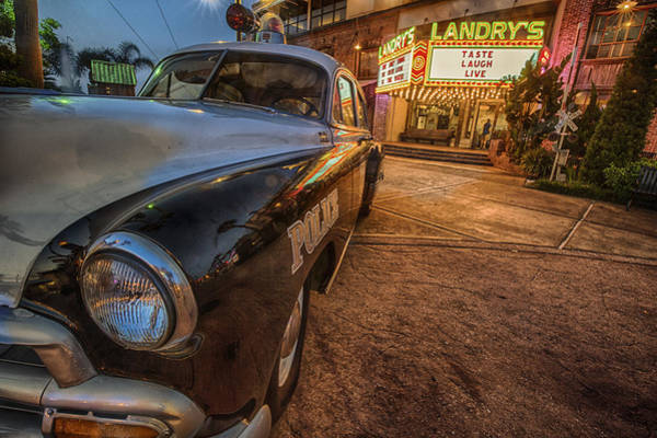 Tapestry - Textile - 1952 Chevy  by Kathy Adams Clark