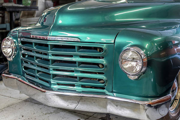 Photograph - 1952 Studebaker Pickup - Custom by Gene Parks