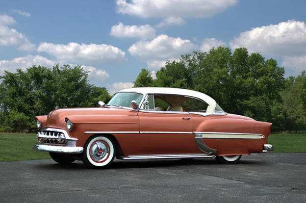 Photograph - 1953 Chevrolet by Tim McCullough