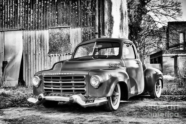 Photograph - 1953 Studebaker Pickup  by Tim Gainey