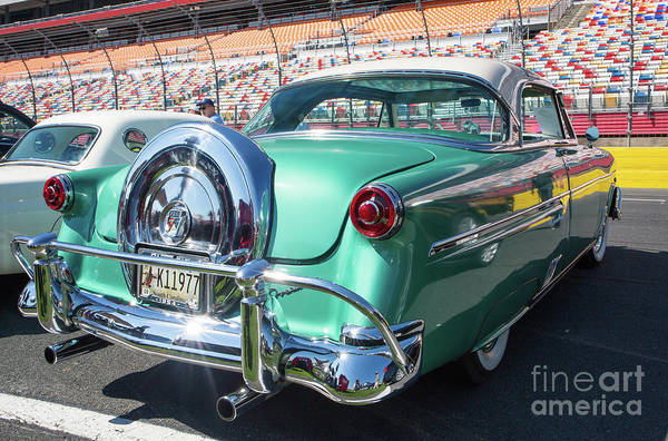 Photograph - 1954 Ford Automobile by Kevin McCarthy
