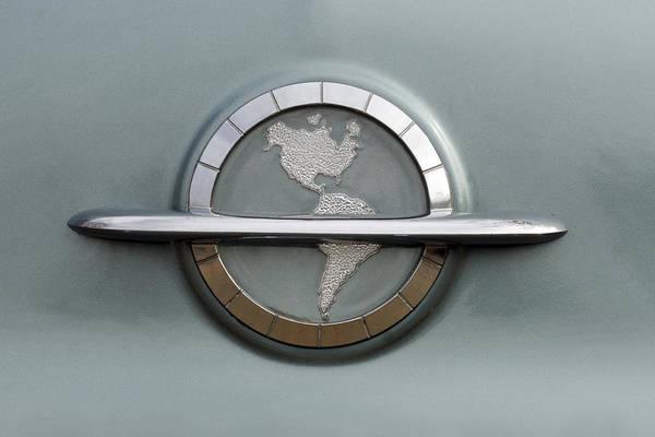Photograph - 1954 Oldsmobile Super 88 Emblem by Jill Reger