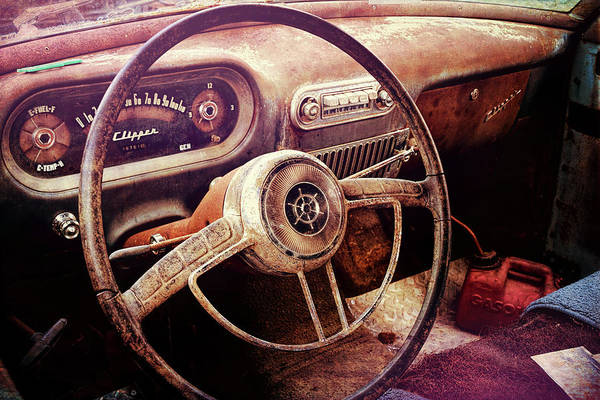 Awesome Show Digital Art - 1954 Packard Clipper by Timothy Rohman