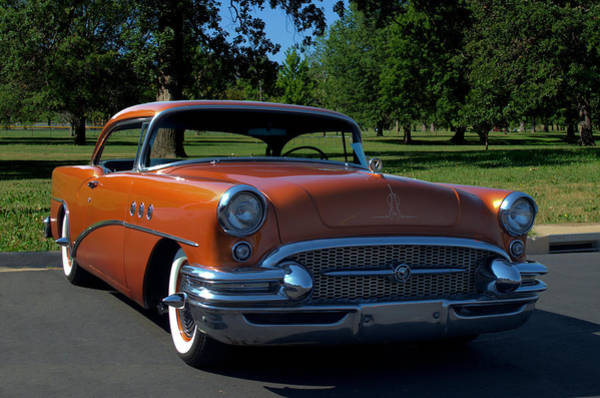 Photograph - 1955 Buick by Tim McCullough